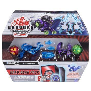 Bakugan BakuGear 4 Pack Season 2.0 Mix 1