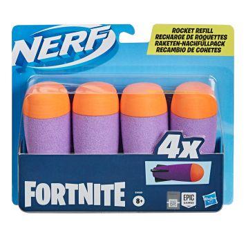 Nerf Fortnite Rocket Refill 4 Stuks