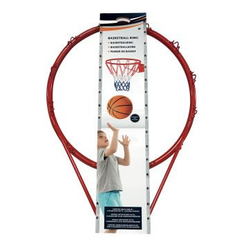 Basketbal Ring Met Net Alert