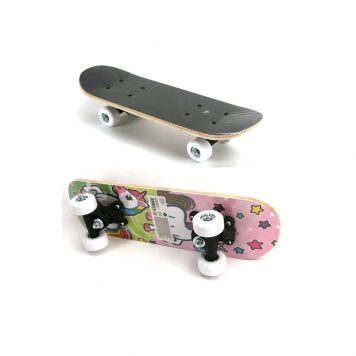 Mini Skateboard Unicorn 43 X 12 Cm