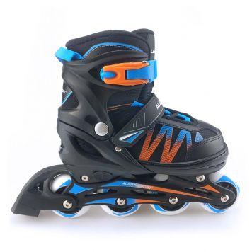 Inline Skates / Skeelers Alert Oranje Maat 35-38