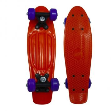 Skateboard Oranje 43 Cm