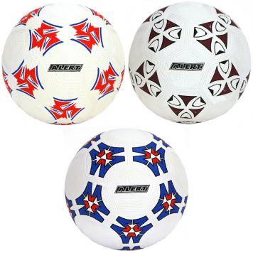 Alert Sport Voetbal Rublatex (Maat 5 / 360-380 gr) Assorti