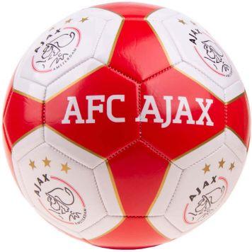 Voetbal Ajax Met Logo Maat 5