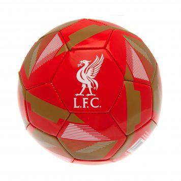 Voetbal Liverpool Met Logo Maat 5