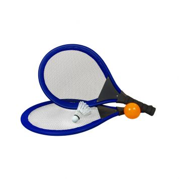 JollyOutside Racketbal Set Bal & Shuttle Assorti