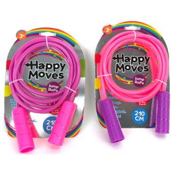 Springtouw 210 Cm Happy Moves 2 Assorti