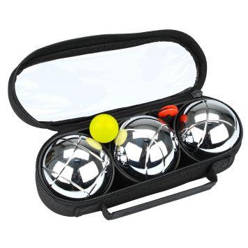 Spel Jeu De Boules Metaal 3 Ballen
