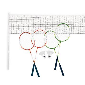Alert Sport Badmintonset 4 Personen