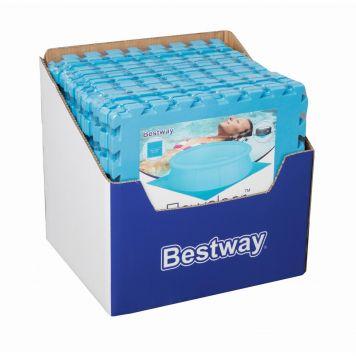 Bestway Ondertegels Zwembad Foam 50 x 50 (8 Stuks)