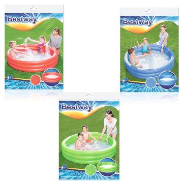 Zwembad 3 Rings 152 X 30 Cm 3 Assorti Kleuren