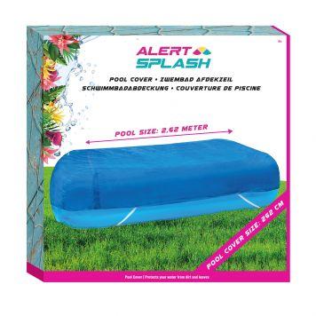 Alert Splash Afdekzeil Rechthoek 262 x 175 x 51 cm