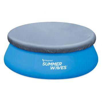 Summer Waves Afdekzeil voor Quick Set 244 cm zwembad
