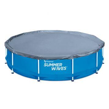 Summer Waves Afdekzeil voor Active Frame 366 cm zwembad