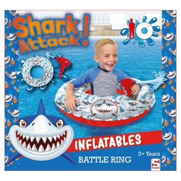 Battle Ring Zwemring Haai