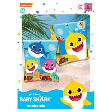 Baby Shark Zwemarmbanden