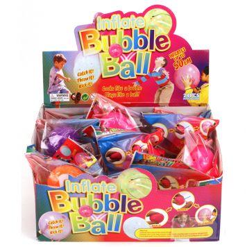 Bubble Ball Glitter Assorti