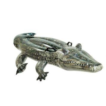 Opblaasbaar Figuur Krokodil 170 X 86 Cm