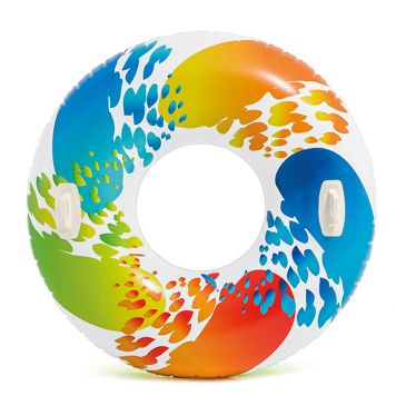 Zwemring Whirl Tube 122 Cm
