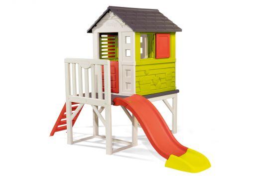 Huis Paalwoning 260 X 160 X 197 Cm