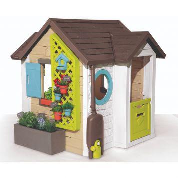 Huis Garden House 129 X 132 X 135 Cm