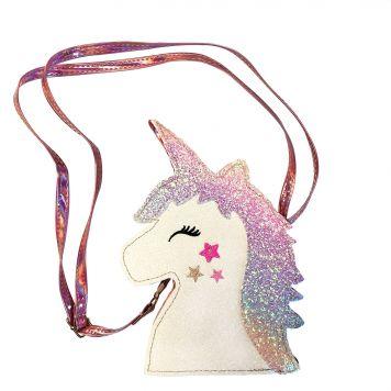 Unicorn Tasje Unicorn Hoofd