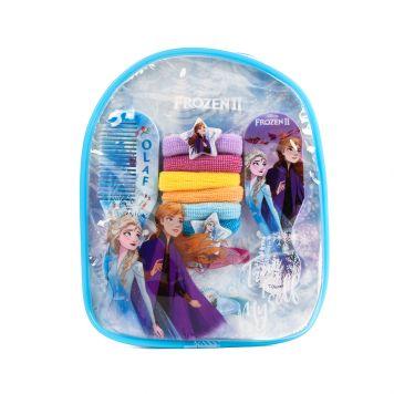 Frozen 2 Rugzak Gevuld Met Haaraccessoires