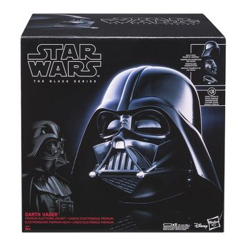 Star Wars Black Series Electronische Helm