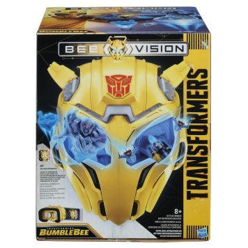 Transformers Bumblebee Movie Bee Vision Augmented