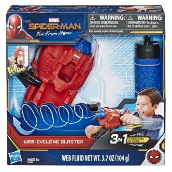 Spider-Man Movie Web Cyclone Blaster