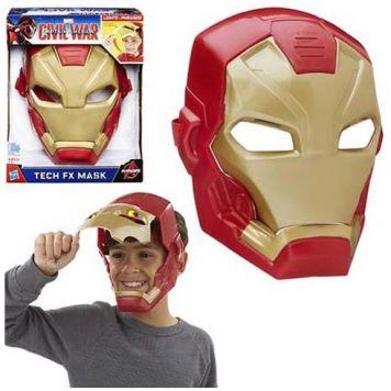 Avengers Iron Man Flip FX Masker