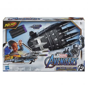 Avengers Power Moves Role Play Black Panter