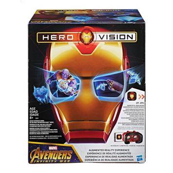 Hero Vision Iron Man AR Masker