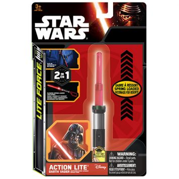 Sleutelhanger Star Wars Action Light Assorti