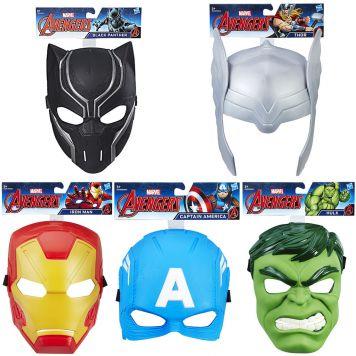 Avengers Heldenmasker asst