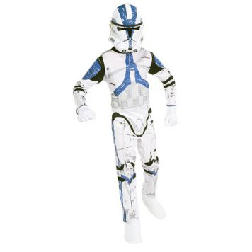 Verkleedset Star Wars Clone Trooper Maat L