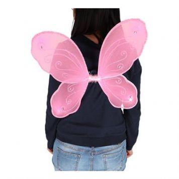 Prinsessen Vleugels Soft Pink