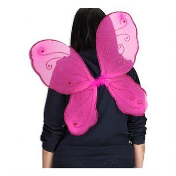 Prinsessen Vleugels Hot Pink