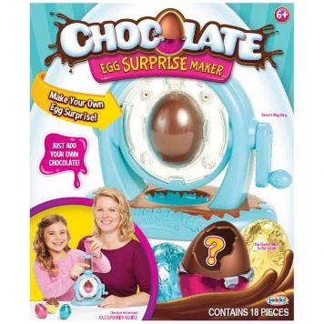 Knutselset Chocolade Ei Maken