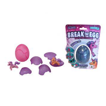Break That Egg Eenhoorn Ei