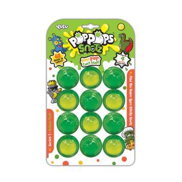 Pop Pops Snotz Deluxe 12 Stuks