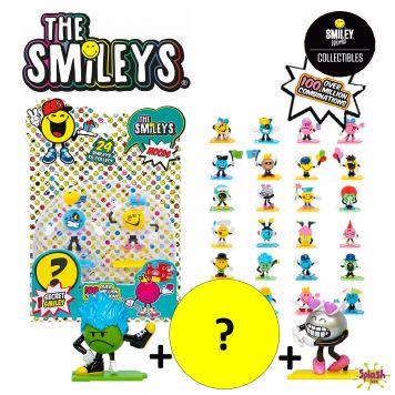 Smiley Blister 2+1