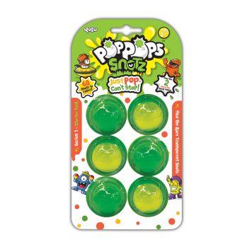 Pop Pops Snotz Starter Pack 6 Stuks