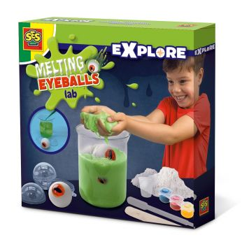 SES Explore Smeltende Oogballen Lab