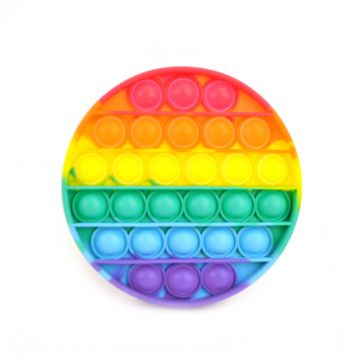 Stress Pop'N Play Rond Multicolor