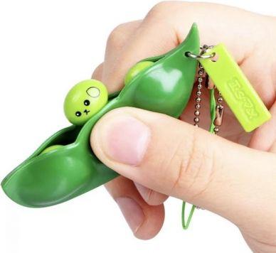 Sleutelhanger Stress Pop'N Play Bean