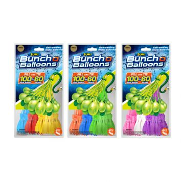 Waterballonnen Bunch O Balloons 3 Pack Assorti