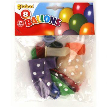 Ballon Stippen 8 Stuks