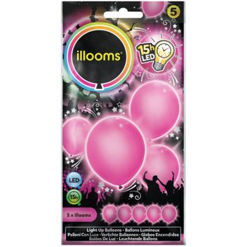 Illooms Pink 5 Pack