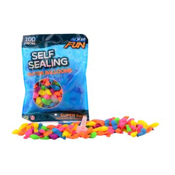 Waterballon Zelfafsluitbaar 100 Stuks
